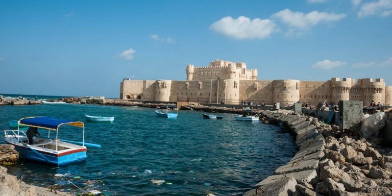 Sonne tanken am Mittelmeer